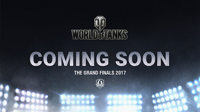 Wargaming League Grand Finals 2017