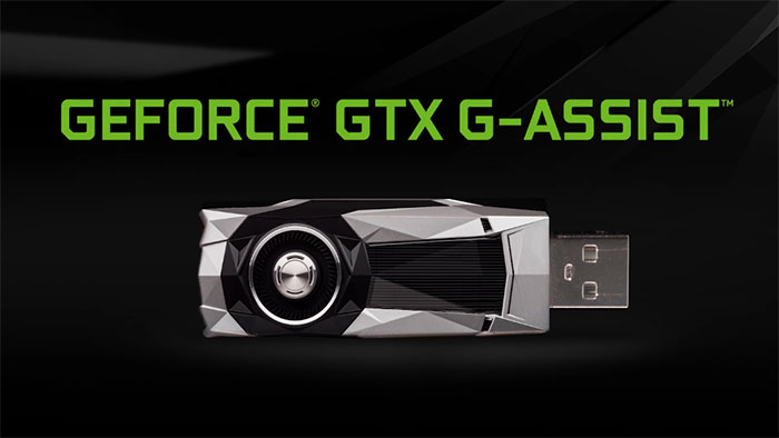 GeForce GTX G-Assist