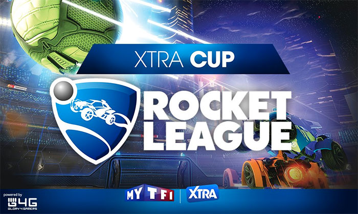 Tournoi eSport Xtra Cup Rocket League