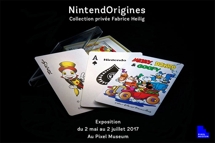 Exposition NintendOrigines