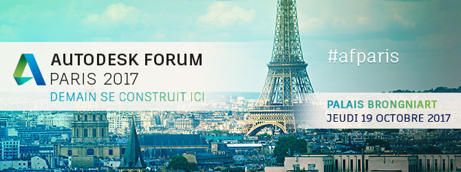 Autodesk Forum Paris