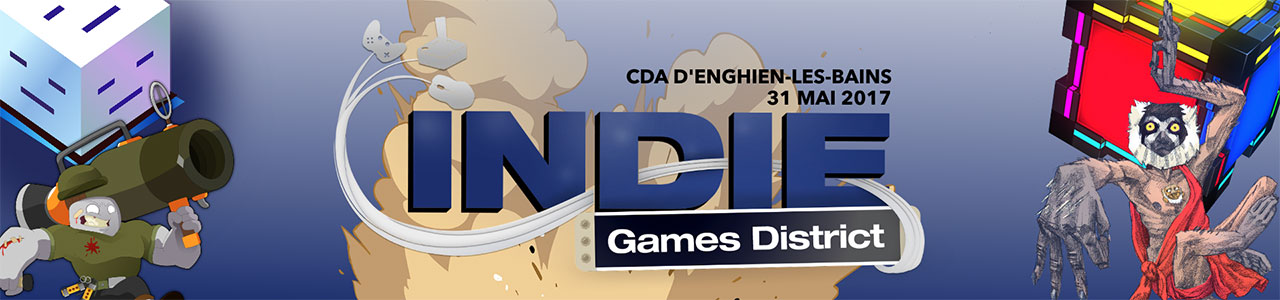 Indie Games District