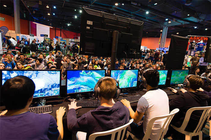 Tournoi League Of Legends au Digital Game'Manga Show Strasbourg