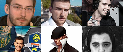 Les plus grands talents et YouTubers