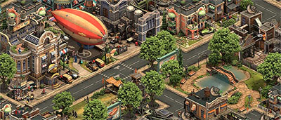 Le best-seller Forge of Empires