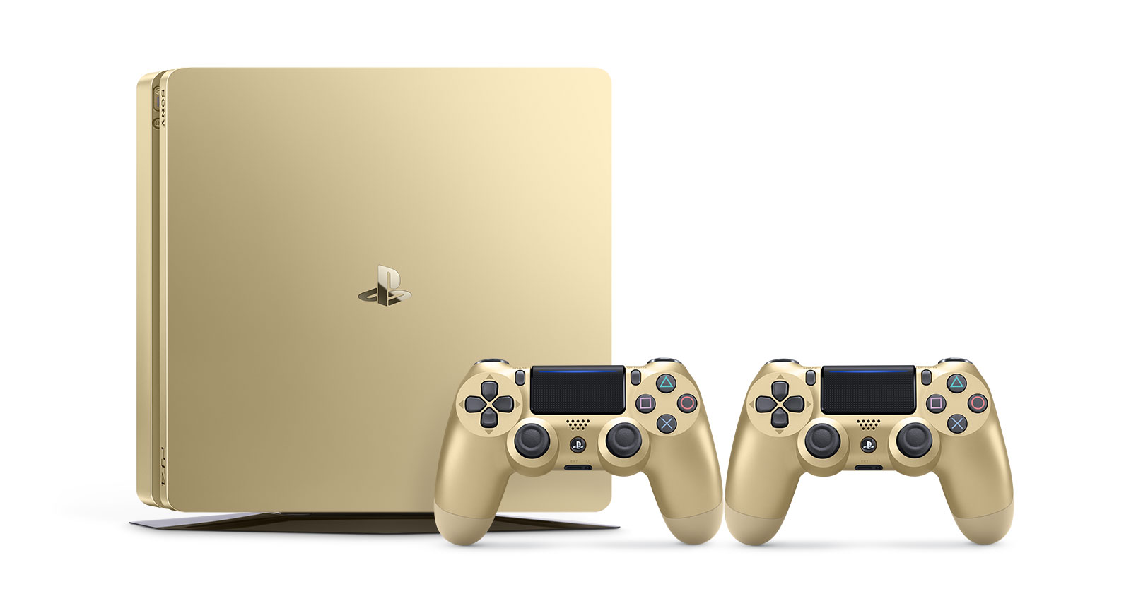 PS4 Gold (or)
