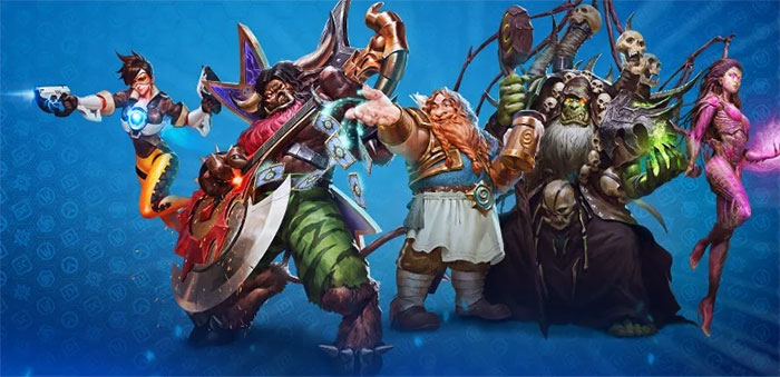 Carte Cadeau Blizzard.Startselect Lance Les Cartes Prepayees Blizzard Numerique