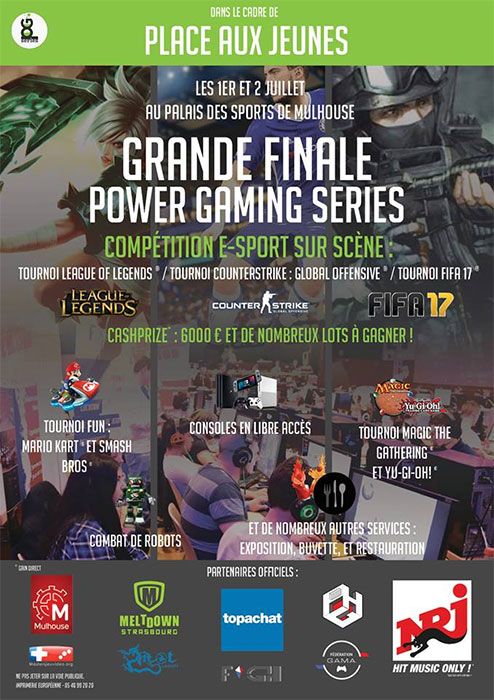 Power Gaming Series