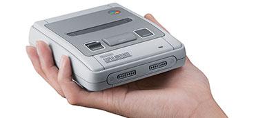 La Nintendo Classic Mini : Super NES