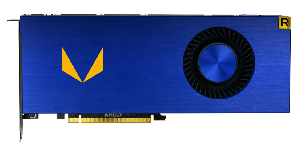 Carte graphique AMD Radeon Vega Frontier Edition