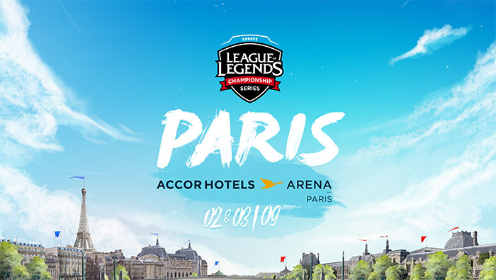 League of Legends Championship Series Paris