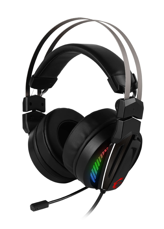Casque gaming MSI Immerse GH70