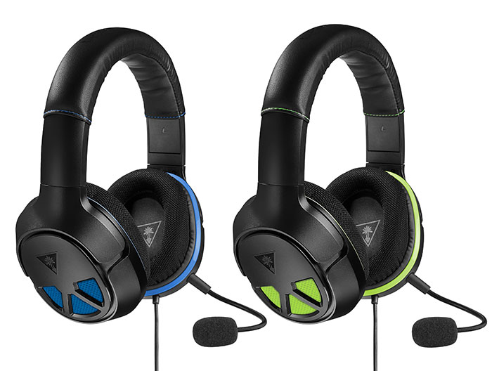 Casques gaming XO Three et Recon 150 pour Xbox One et Playstation4