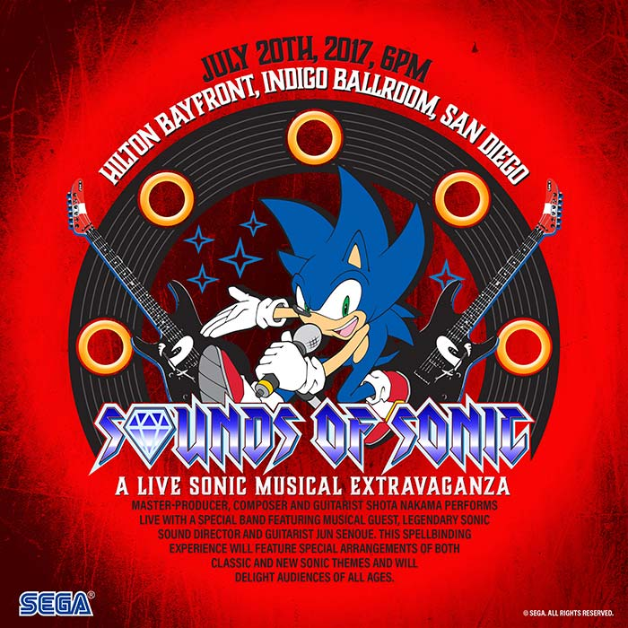 Sounds of Sonic