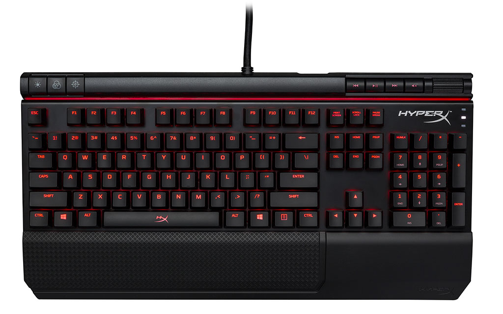 Clavier gamers HyperX Alloy Elite et FPS Pro