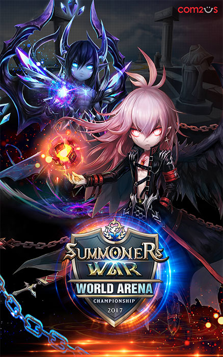 World Arena Summoners War 2017