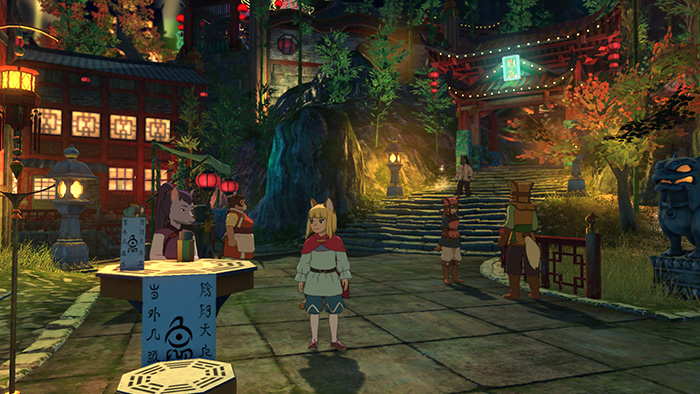 Ni no Kuni II : Revenant Kingdom