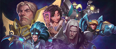 Le line-up de Blizzard Entertainment