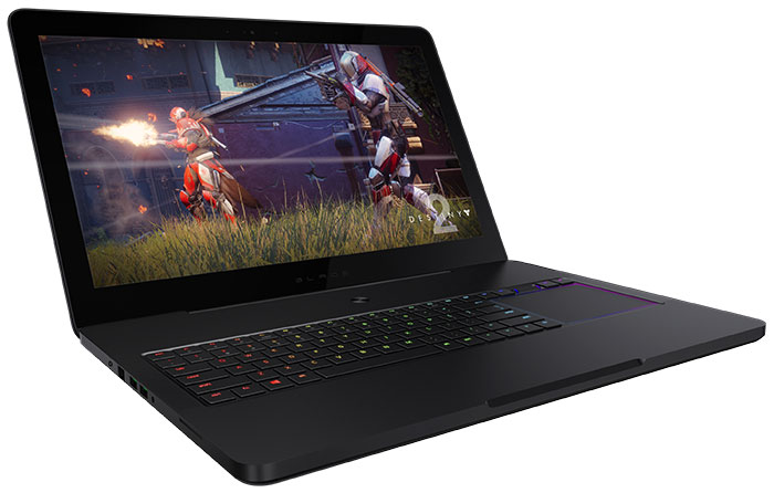 nouveau laptop blade pro quip d 39 une geforce gtx 1060. Black Bedroom Furniture Sets. Home Design Ideas