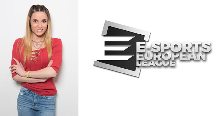E-Sports European League présenté par Capucine Anav