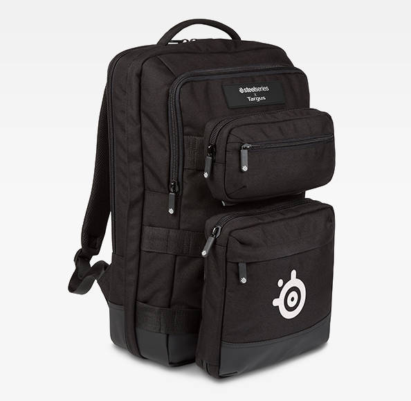 Sac à dos gaming SteelSeries x Targus Sniper