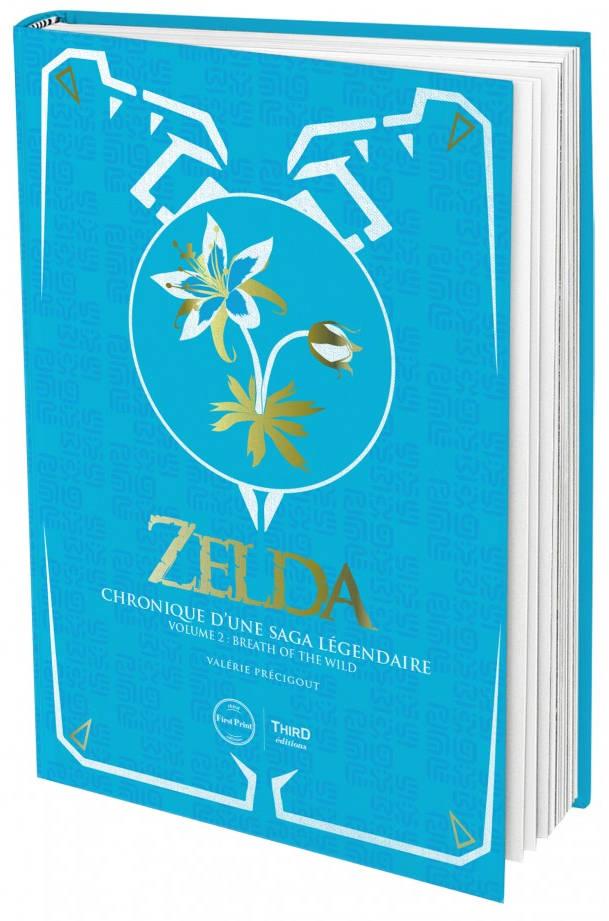 Zelda - Chronique d'une saga légendaire - Volume 2 : Breath of the wild