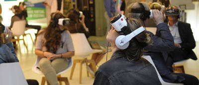 Les samedis de la VR au Forum des images