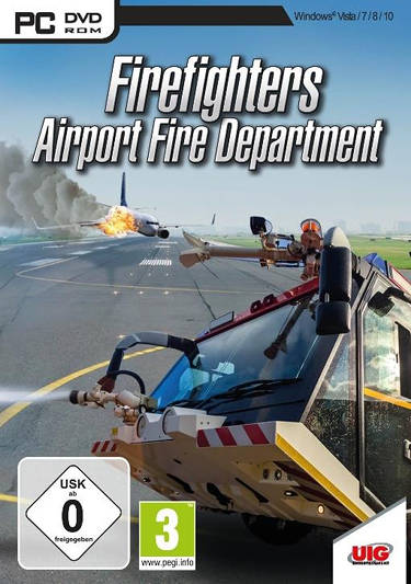 Firefighters Airport - The Simulation