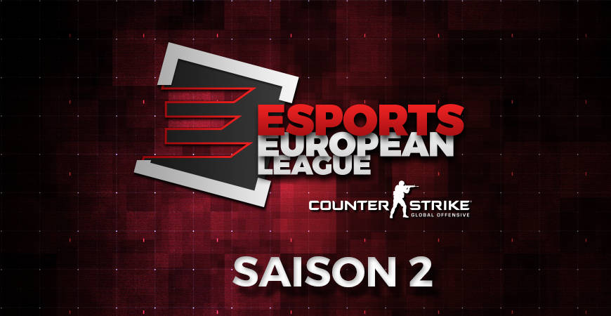 Pokerstars sponsorise Esports European League saison 2