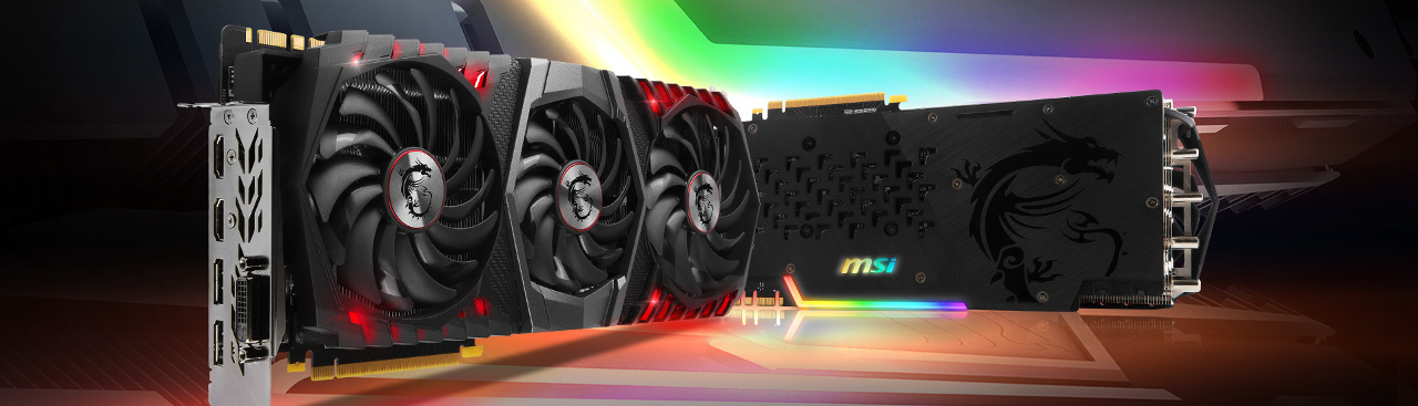 Carte MSI GeForce GTX 1080 TI Gaming X Trio