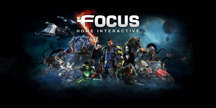 Focus Home Interactive à la Paris Games Week