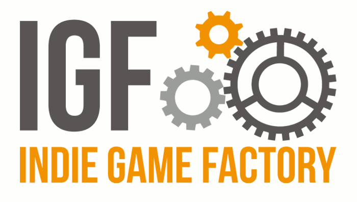 Logo Indie Game Factory