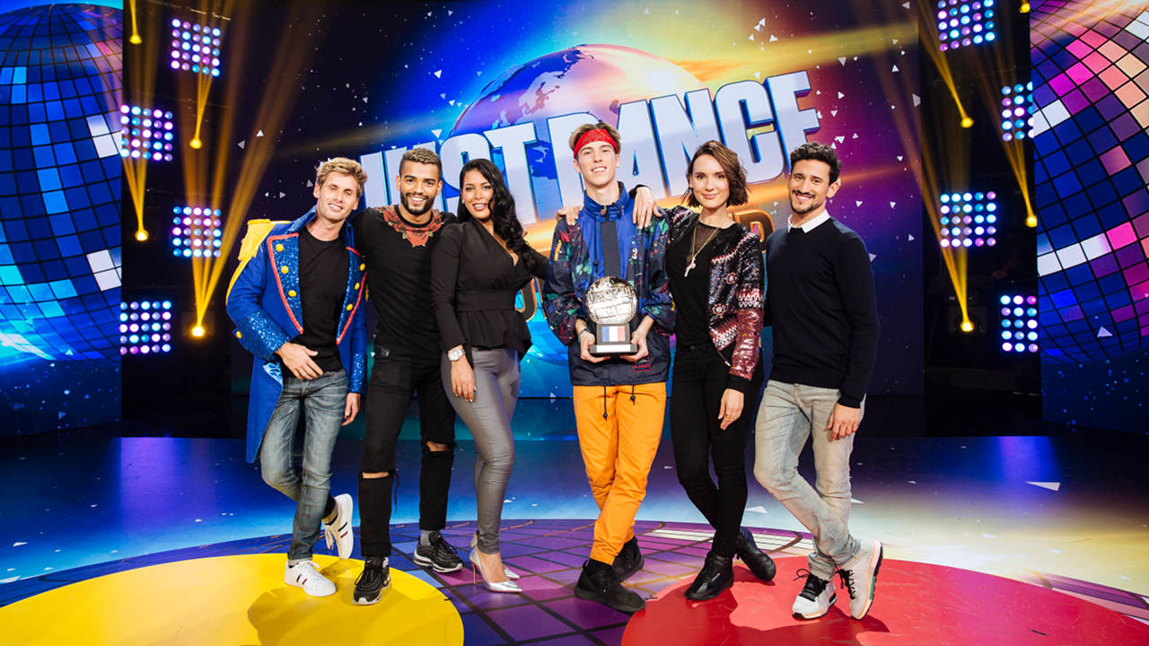 Jordan Boury est le nouveau champion de France de Just Dance