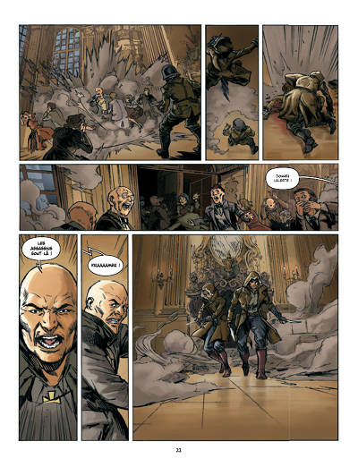 Assassin's Creed - Conspirations, Tome 2 - Extrait 1