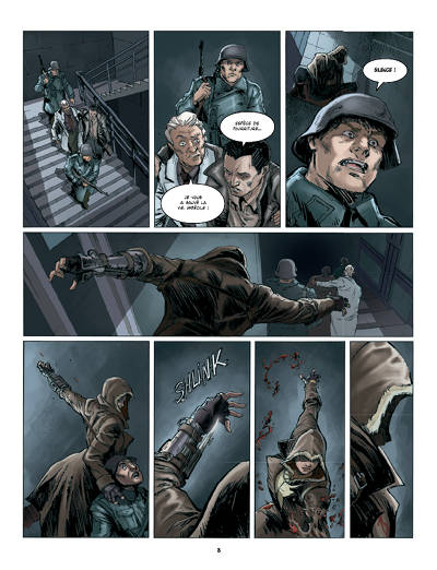 Assassin's Creed - Conspirations, Tome 2 - Extrait 2