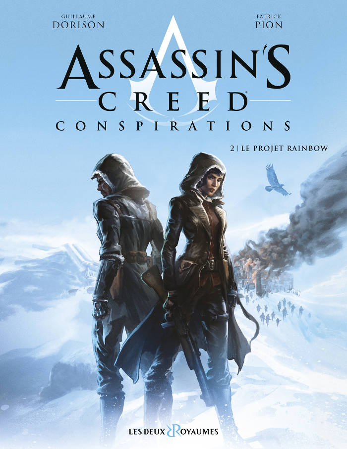 Assassin's Creed - Conspirations, Tome 2 - Couverture