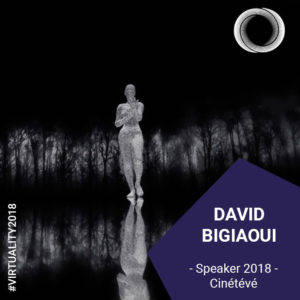 David Bigiaoui (Cineteve)