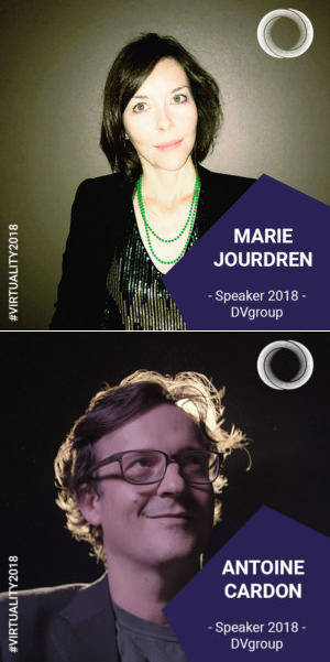 Marie Jourdren & Antoine Cardon (DVgroup)
