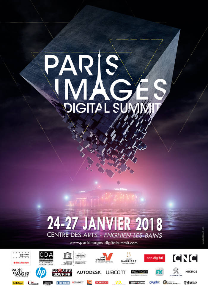 Paris Images Digital Summit 2018
