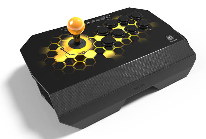 E-Concept distributeur officiel des sticks arcade Qanba