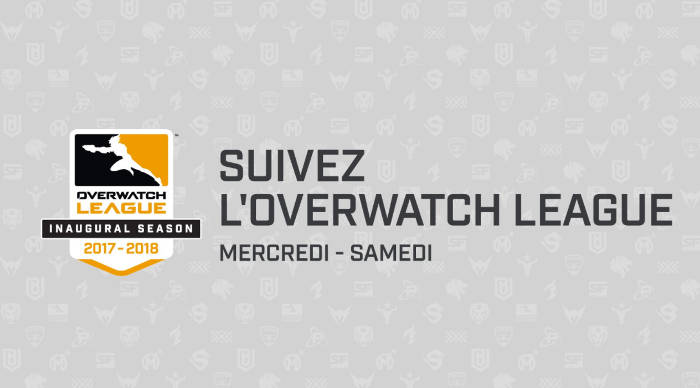Suivez l'Overwatch League