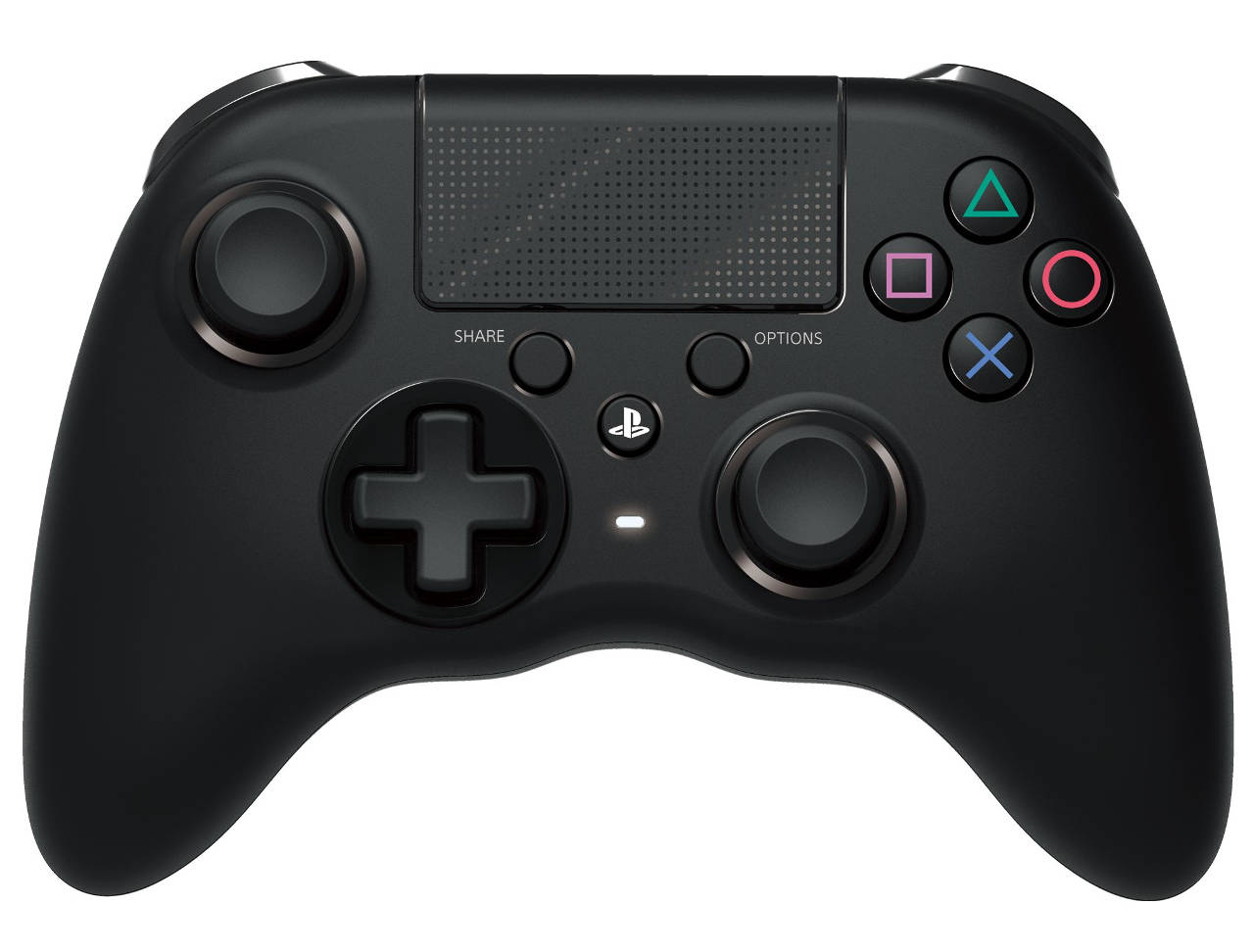 Manette sans fil Onyx PS4 (face)