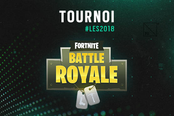 Tournoi Fortnite