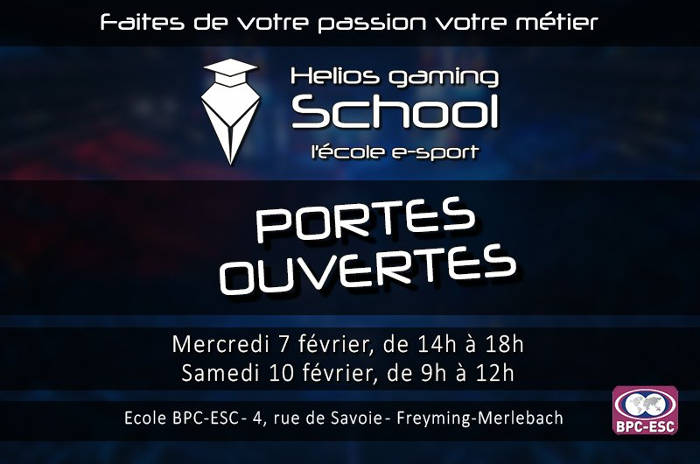 JPO Helios Gaming School
