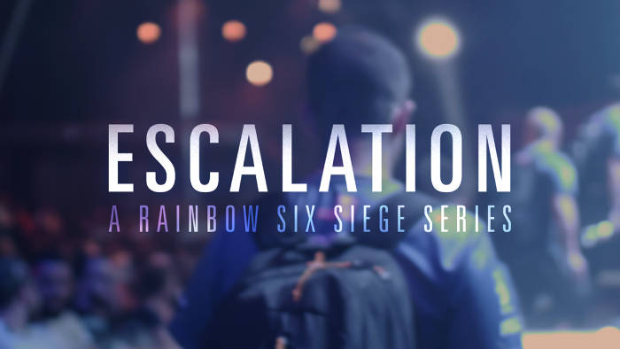Escalation - A Rainbow Six : Siege series