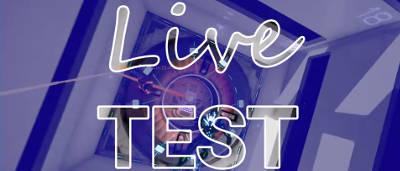 Live Test #1