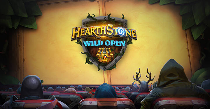 Wild Open Hearthstone 2018