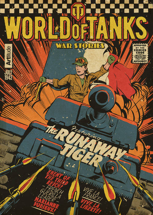 World of Tank par Butcher Billy