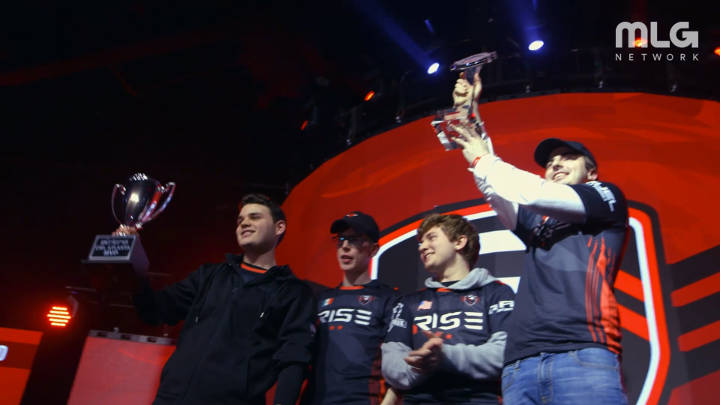 Rise Nation remporte le CWL Atlanta Open