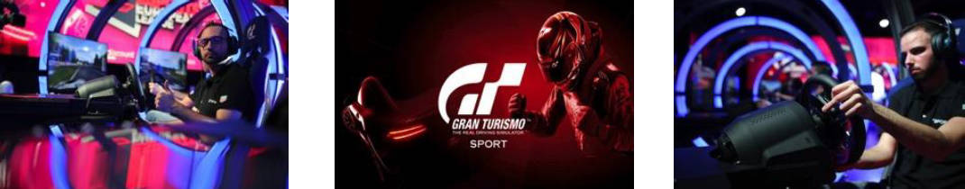 Esports European League Gran Turismo Sport